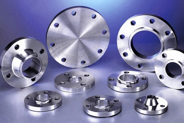 Stainless steel flange